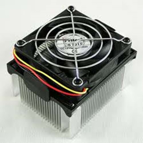 PRITECH S939 S940 SM2 X3 478 PİN CPU FAN